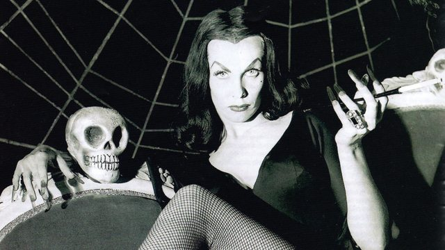Women In Horror Month Article: Celebrating Maila Nurmi / Vampira