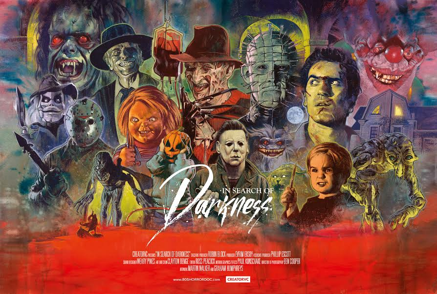 [News] Definitive '80s Horror Documentary IN SEARCH OF DARKNESS Delivers New Trailer for IndieGoGo Campaign