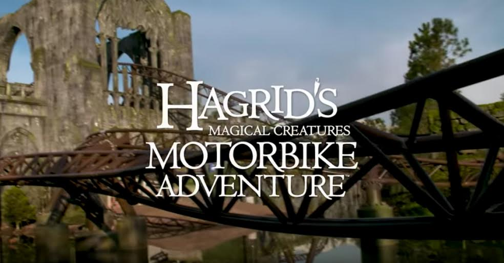 [News] Universal Orlando Reveals New Details for HAGRID'S MAGICAL CREATURES MOTORBIKE ADVENTURE