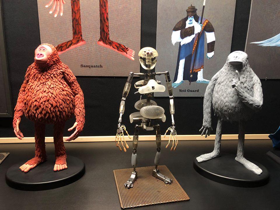 Set Visit: The Myth of Bigfoot Comes Alive in MISSING LINK
