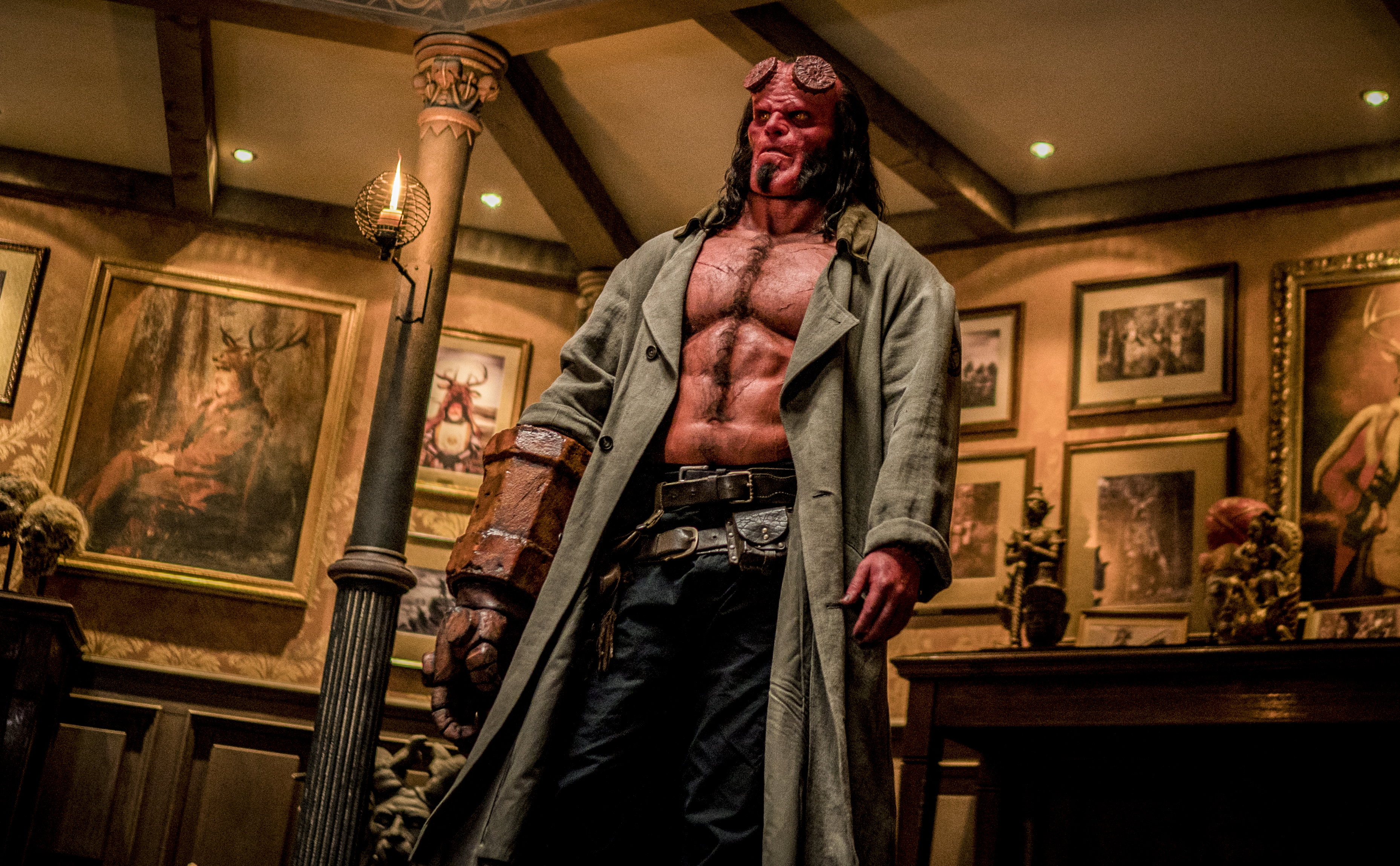 [News] Celebrating 25 Years of HELLBOY