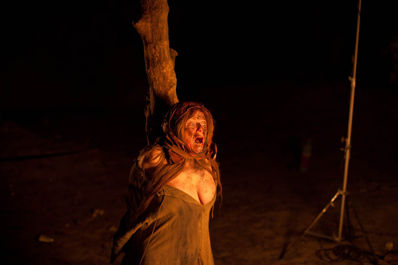 Women In Horror Interview: Actress Suzanne Voss
