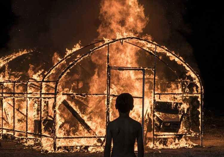 Blu-ray/DVD Review: THE BURNING (2018)