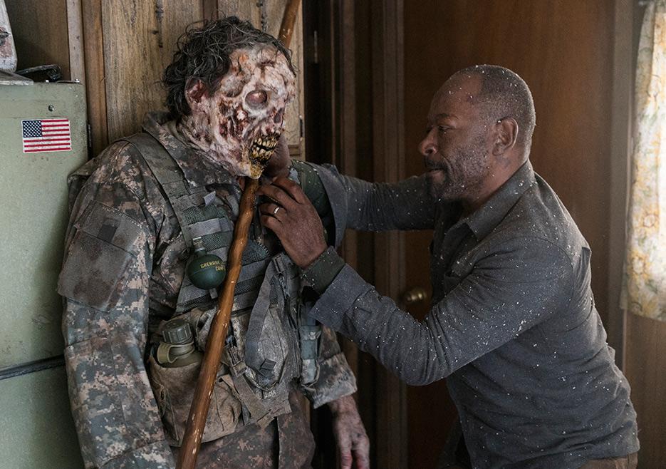 Blu-ray/DVD Review: FEAR THE WALKING DEAD (Season 4)