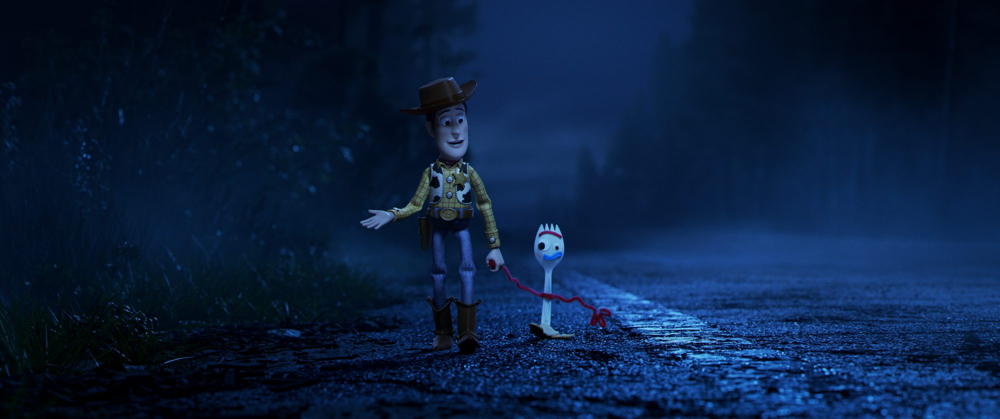 [News] TOY STORY 4 Trailer Reveals Brand New Characters