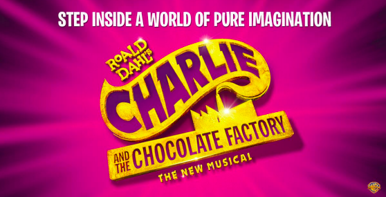[News] Charlie and the Chocolate Factory Coming to the Hollywood Pantages