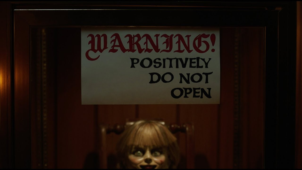 [News] ANNABELLE COMES HOME in the First Official Trailer
