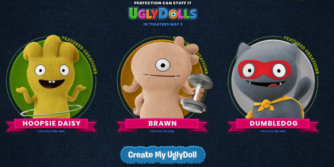 [News] UGLYDOLLS Factory Launches to Create UglyDoll Army