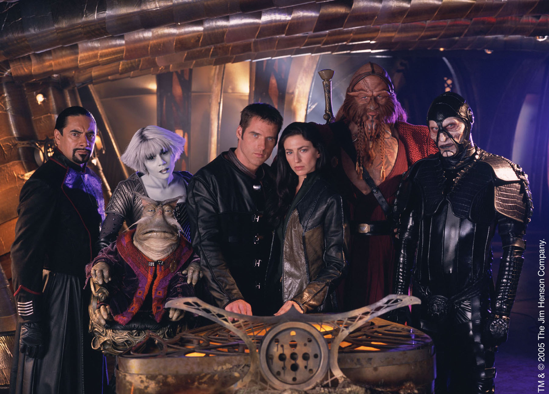 [News] The Jim Henson Company's FARSCAPE Lands on Amazon Prime