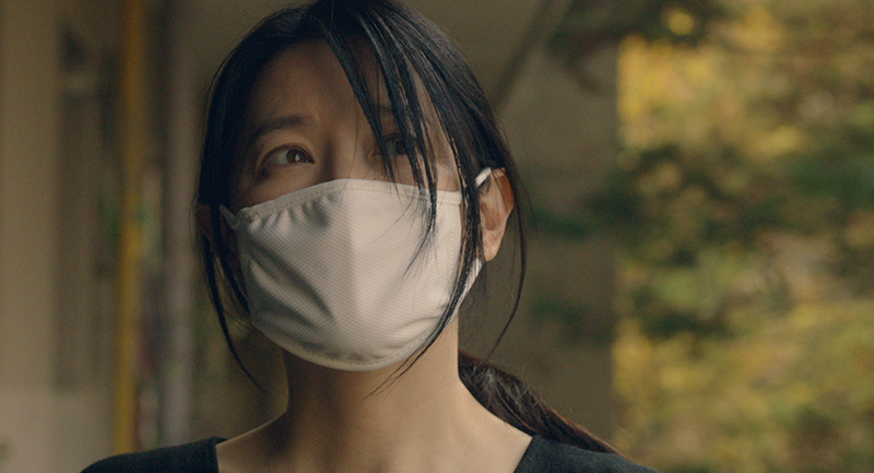 We Are The Weirdos Short Film Review: LADY FROM 406 (2017)
