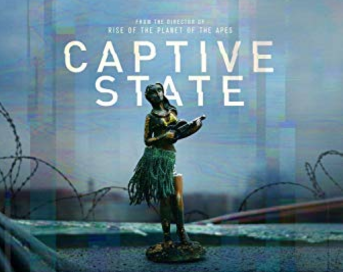[News] CAPTIVE STATE Motion Poster Embraces the Unsettling