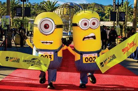 [News] Universal Studios Hollywood Adds Second Date to First-Ever Running Universal 5K