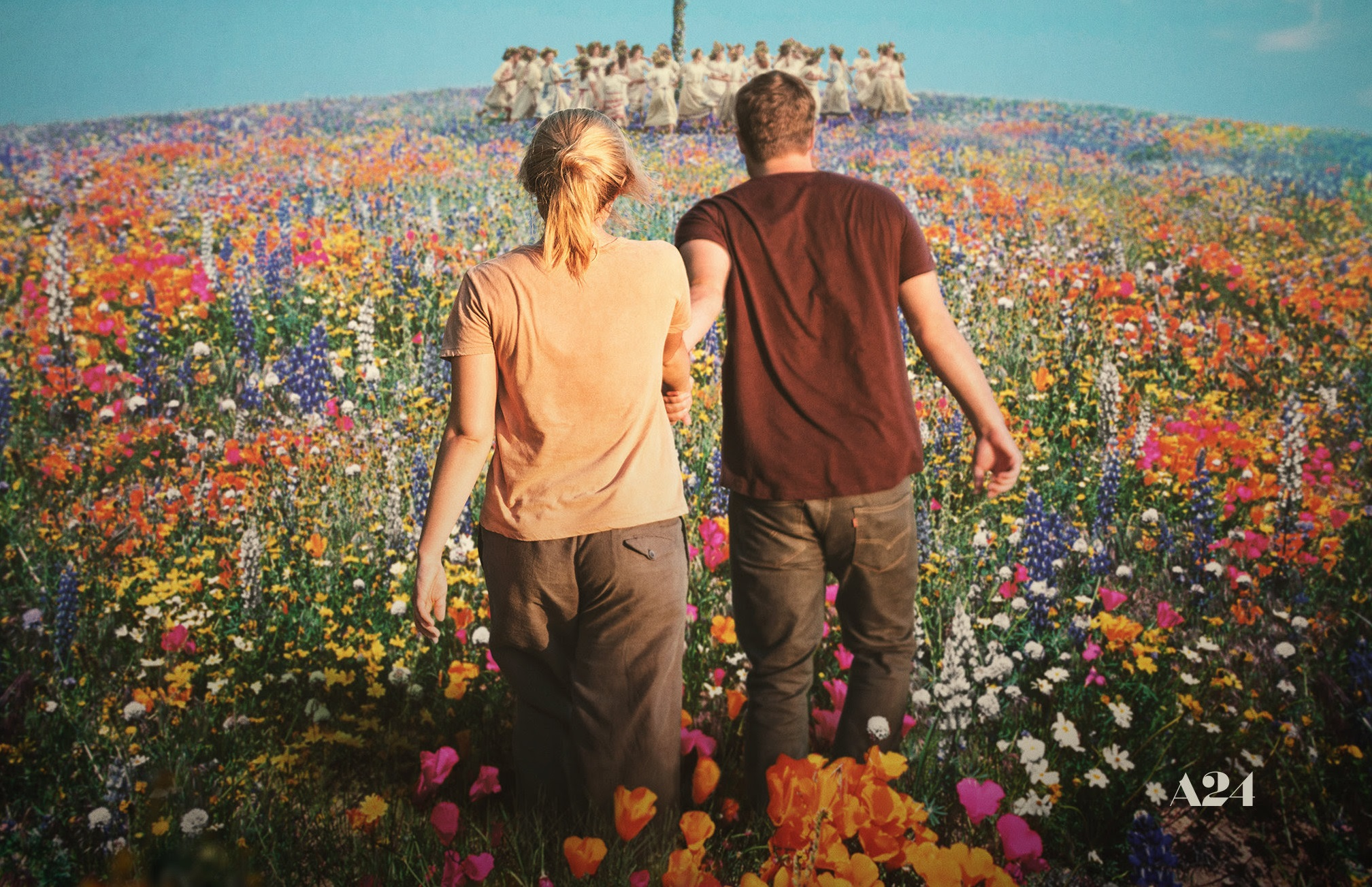 [Trailer] MIDSOMMAR Embraces the Heathen in Us All!