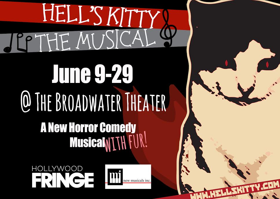 [News] HELL'S KITTY: THE MUSICAL Coming to Hollywood Fringe