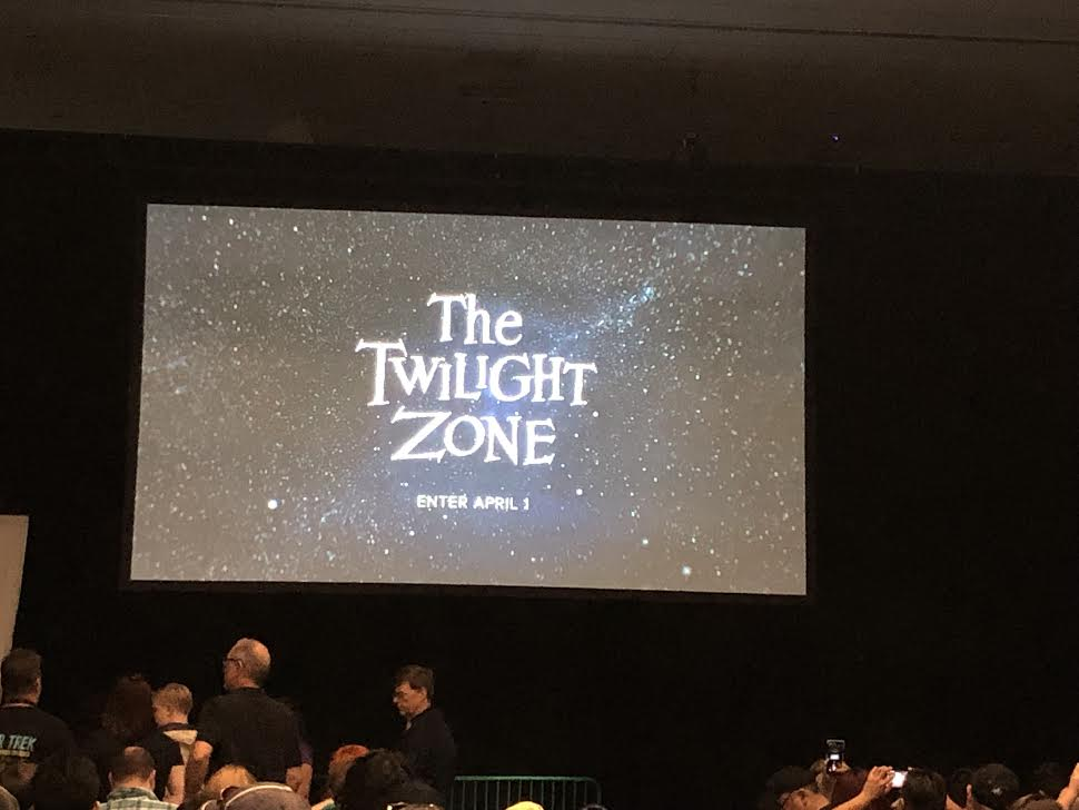 [WonderCon Panel] Reimagining the Twilight Zone for the Modern Audience