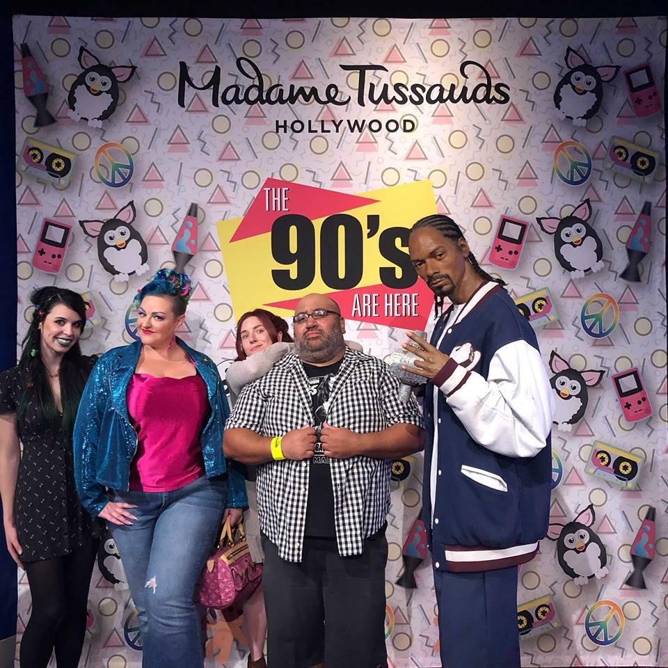 Event Recap: Madame Tussauds THE 90s ARE HERE