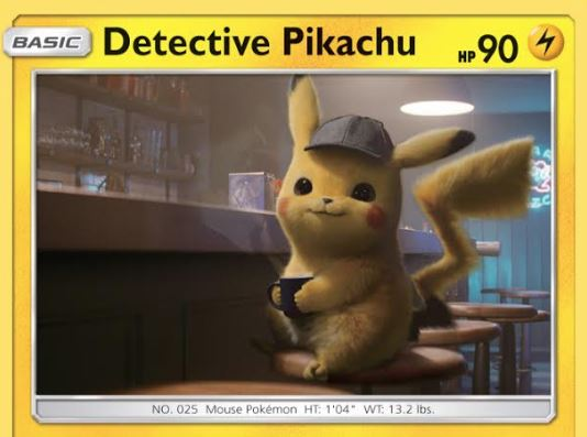 [News] See a Casting Sneak Peek of POKÉMON Detective Pikachu
