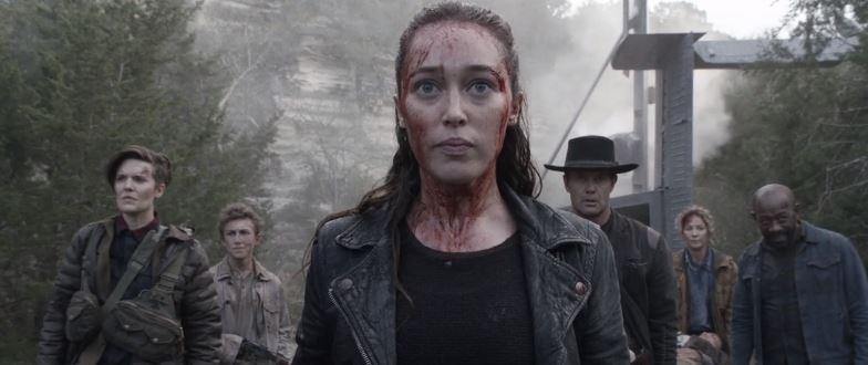 [News] Trailer Release for FEAR THE WALKING DEAD S5