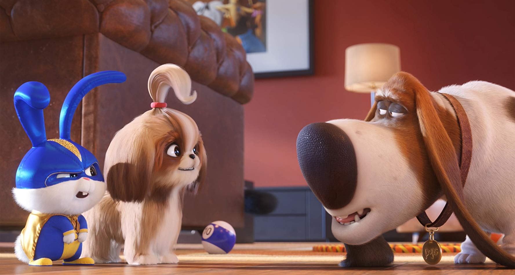 [News] THE SECRET LIFE OF PETS: OFF THE LEASH Ride Arriving in 2020