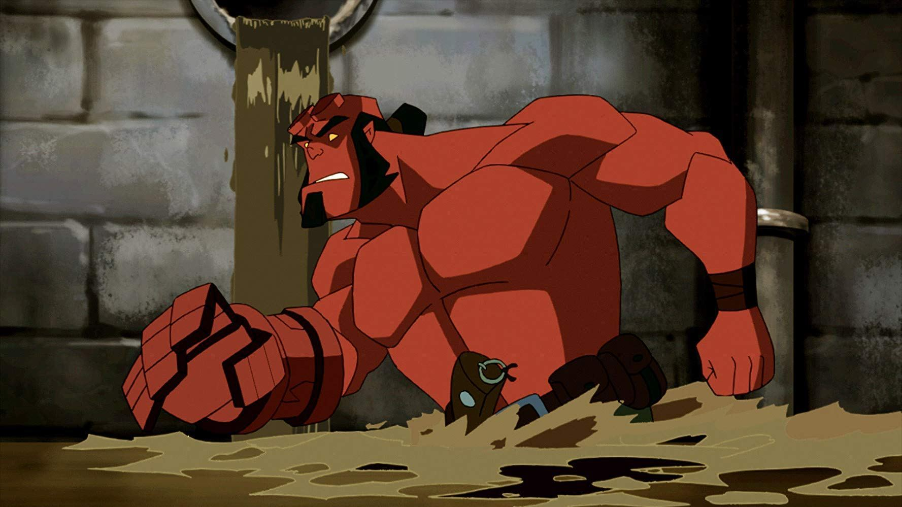 Review: HELLBOY ANIMATED: SWORD OF STORMS & BLOOD & IRON