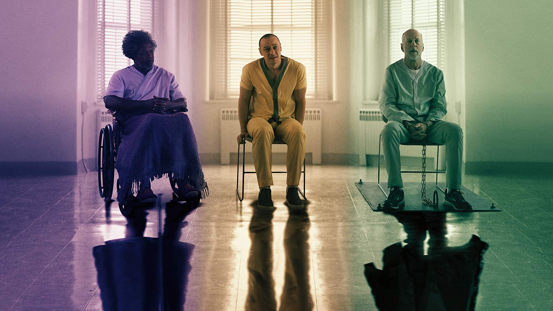 Blu-ray/DVD Review: GLASS (2019)