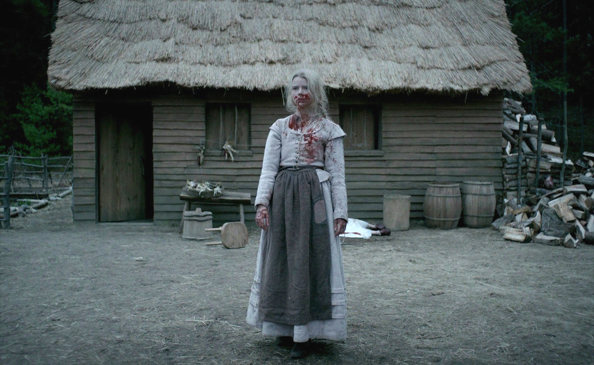 Blu-ray/DVD Review: THE WITCH (2015)
