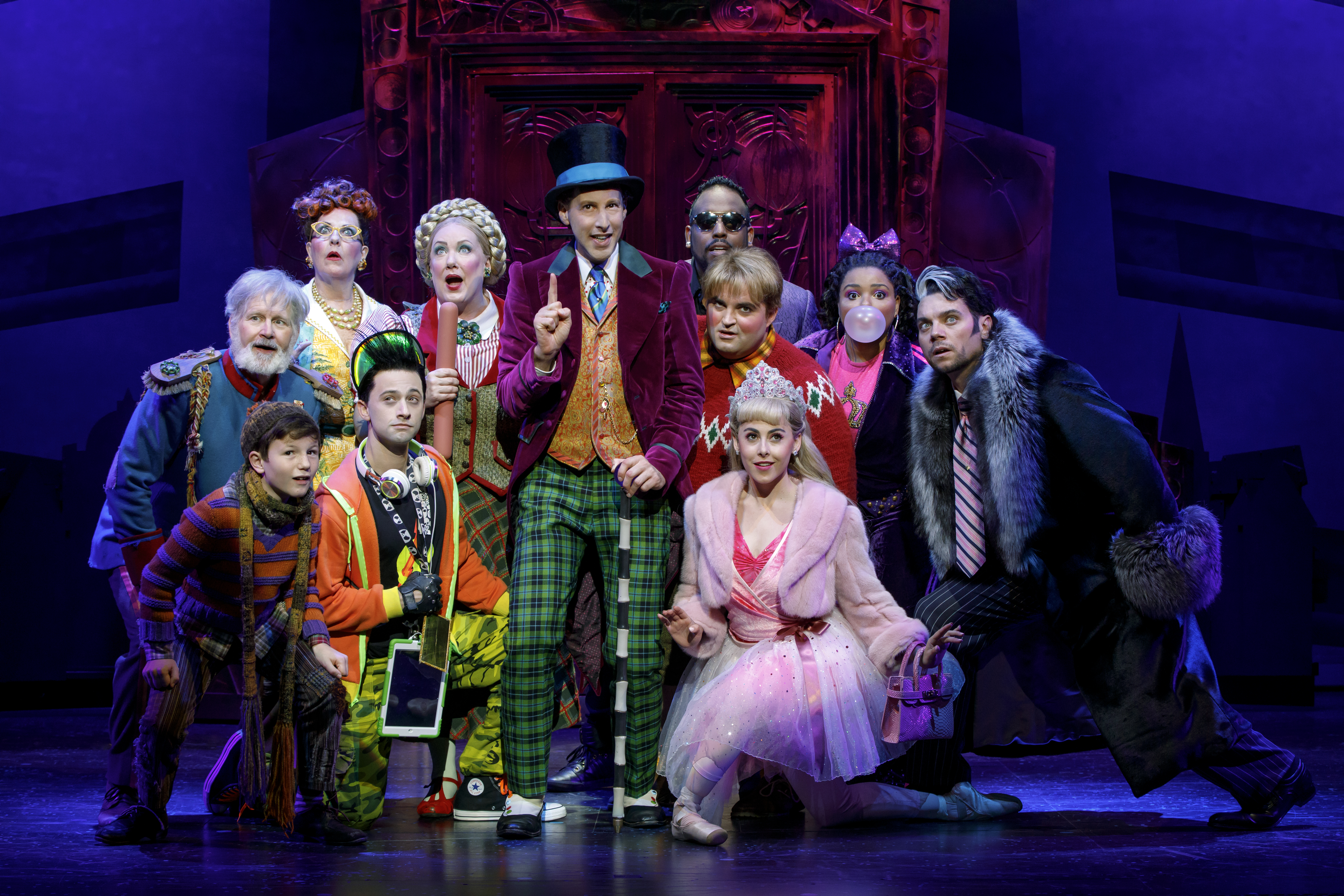Live Theatre Review: Charlie and the Chocolate Factory the Musical