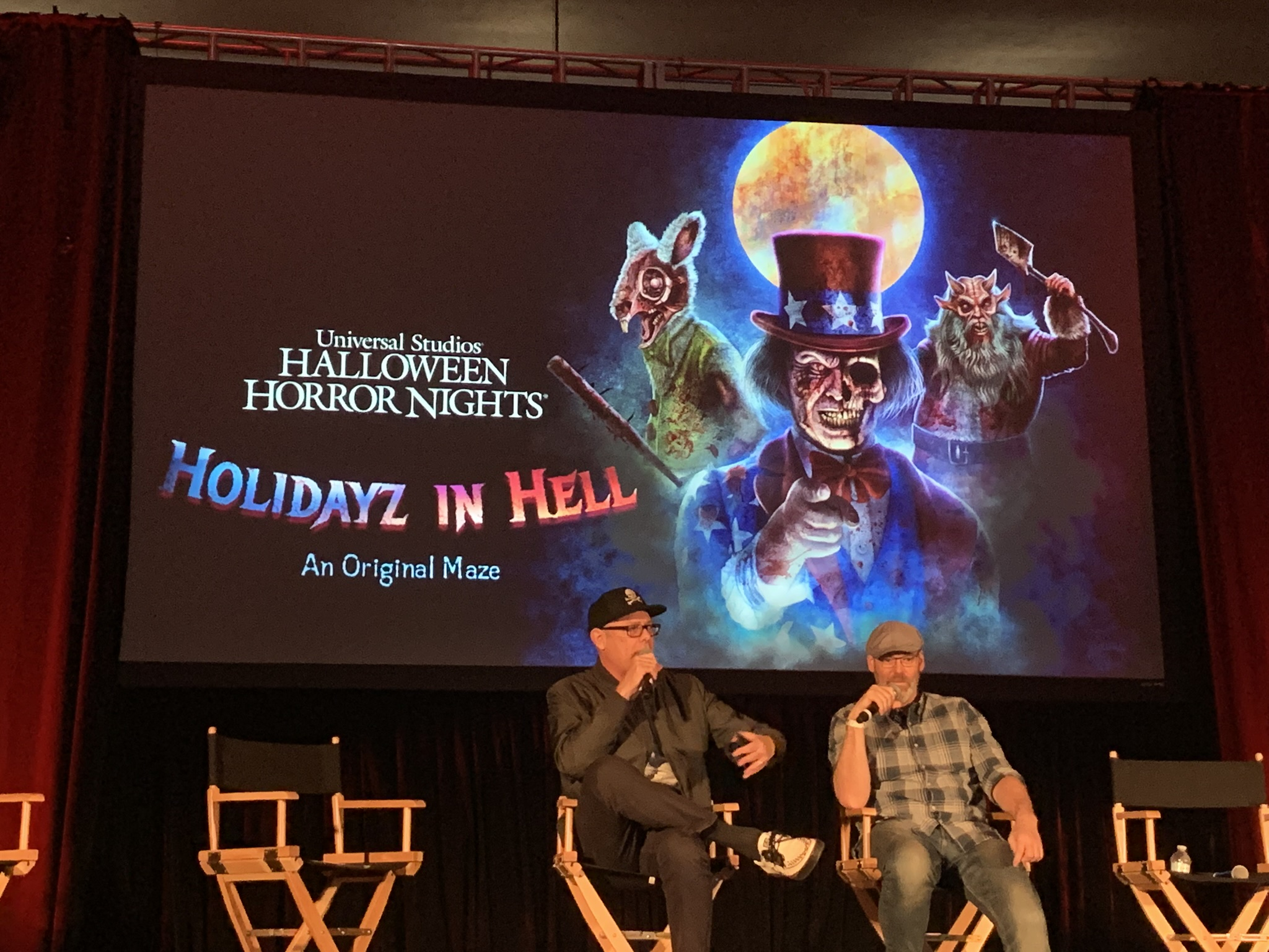 Article: John Murdy and Chris Williams Talk HOLIDAYZ IN HELL