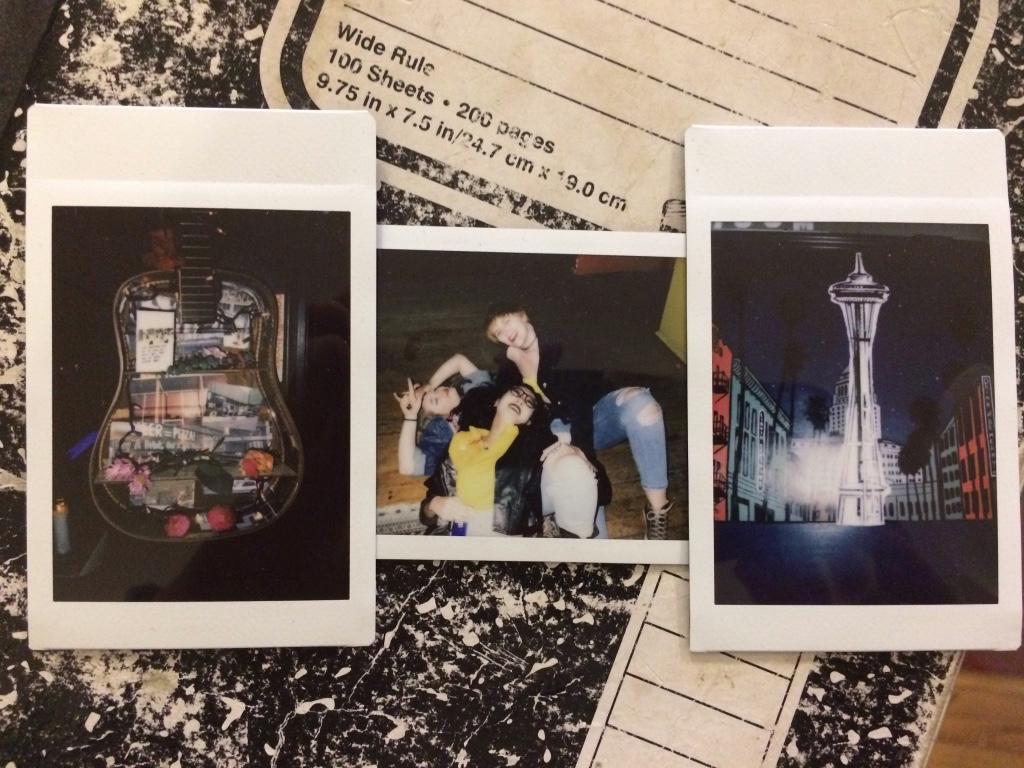 Immersive Pop-Up: Grunge Shop Tavern: Memorial to Grunge