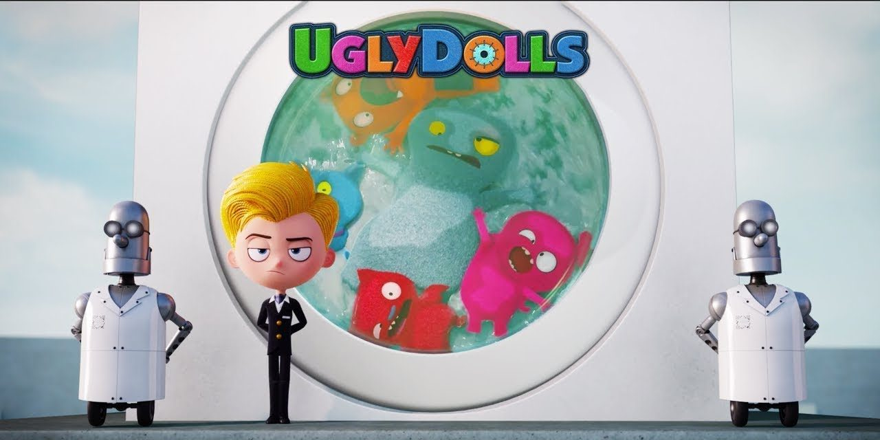 [News] Final UGLYDOLLS Trailer Embraces Unconventionality