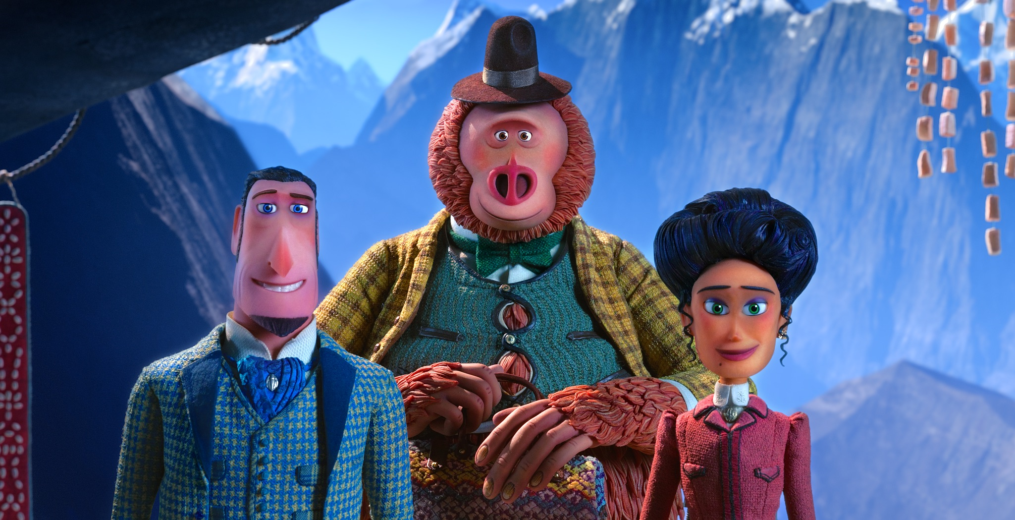 Movie Review: MISSING LINK (2019)