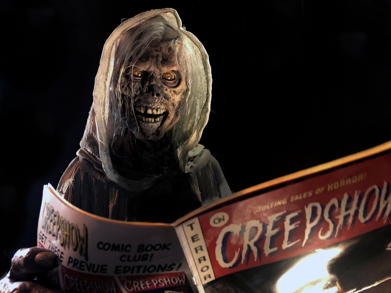 "[News] Greg Nicotero to Direct ""Gray Matter"" for CREEPSHOW"