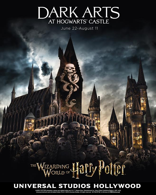 [News] Enjoy Dark Arts at Hogwarts Castle with Universal Studios Hollywood's California Neighbor Pass