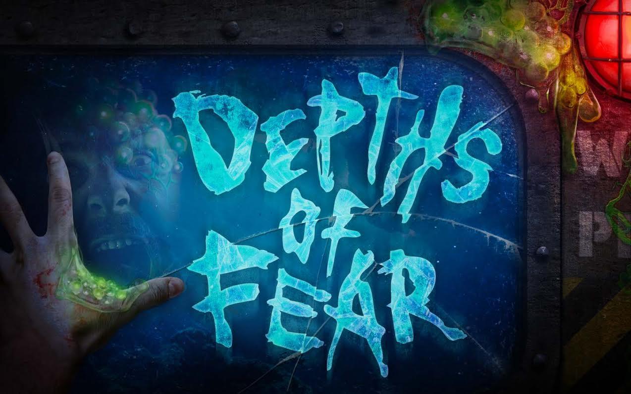 [News] Halloween Horror Nights Orlando Reveals DEPTHS OF FEAR