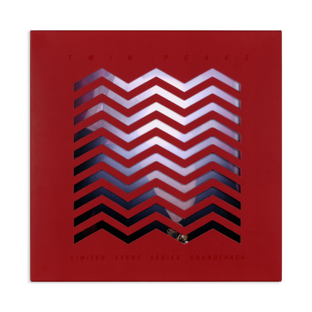 [News] Mondo Death Waltz Recording Releases TWIN PEAKS Soundtrack