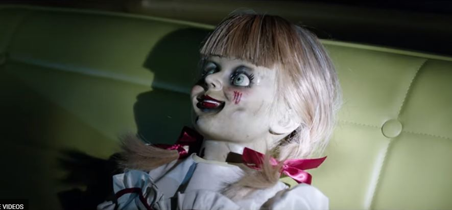 [News] Trailer for ANNABELLE COMES HOME
