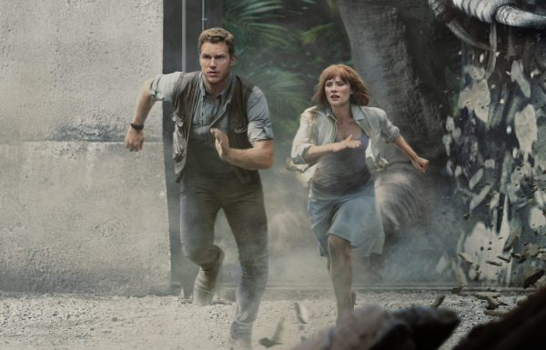 [News] JURASSIC WORLD – THE RIDE Adds Chris Pratt, Bryce Dallas Howard, and BD Wong