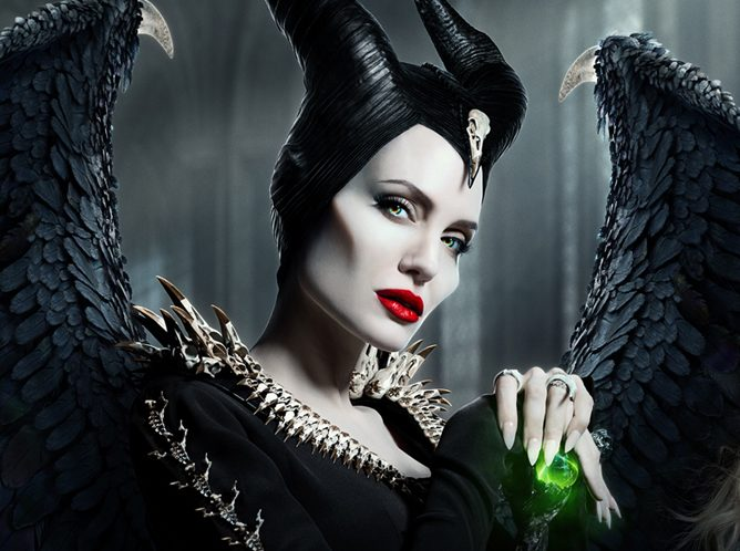 [NEWS] MALEFICENT: MISTRESS OF EVIL Debuts Triptych Poster