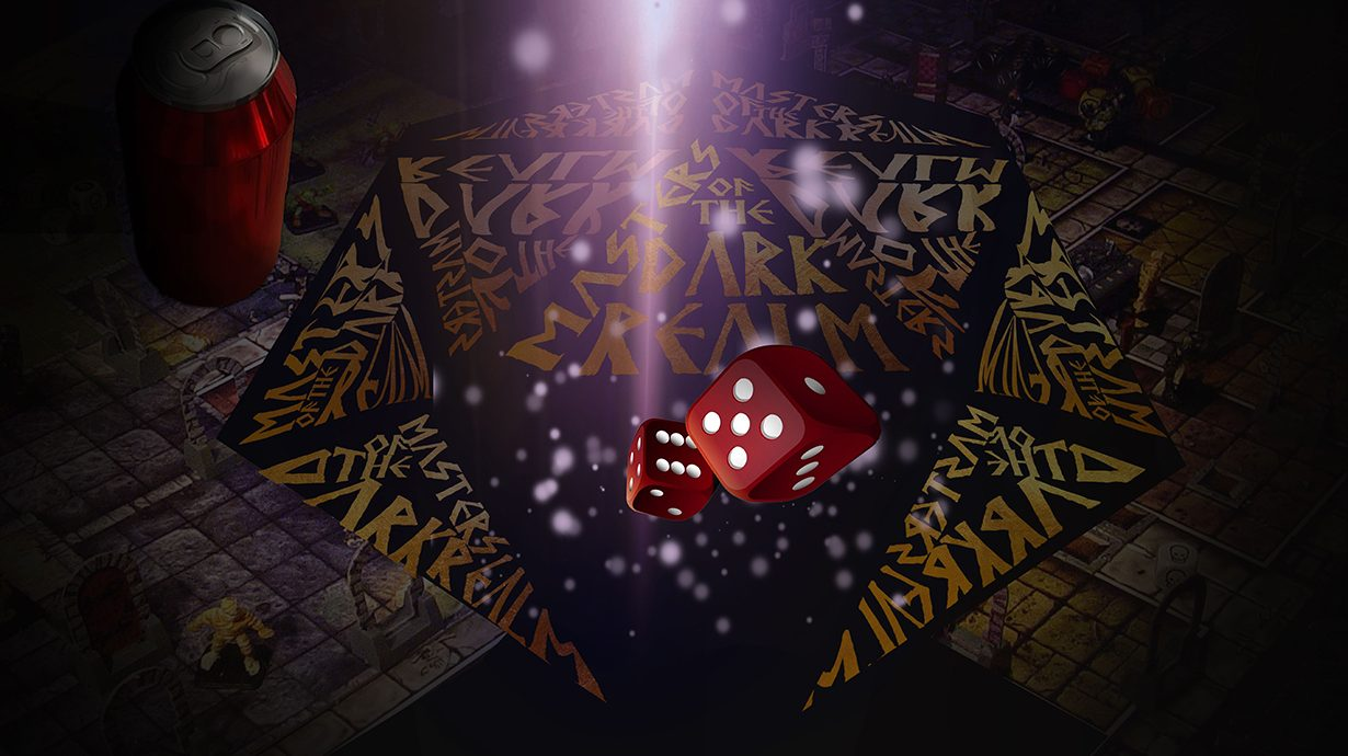 [News] MASTERS OF THE DARK REALM Faces World Premiere