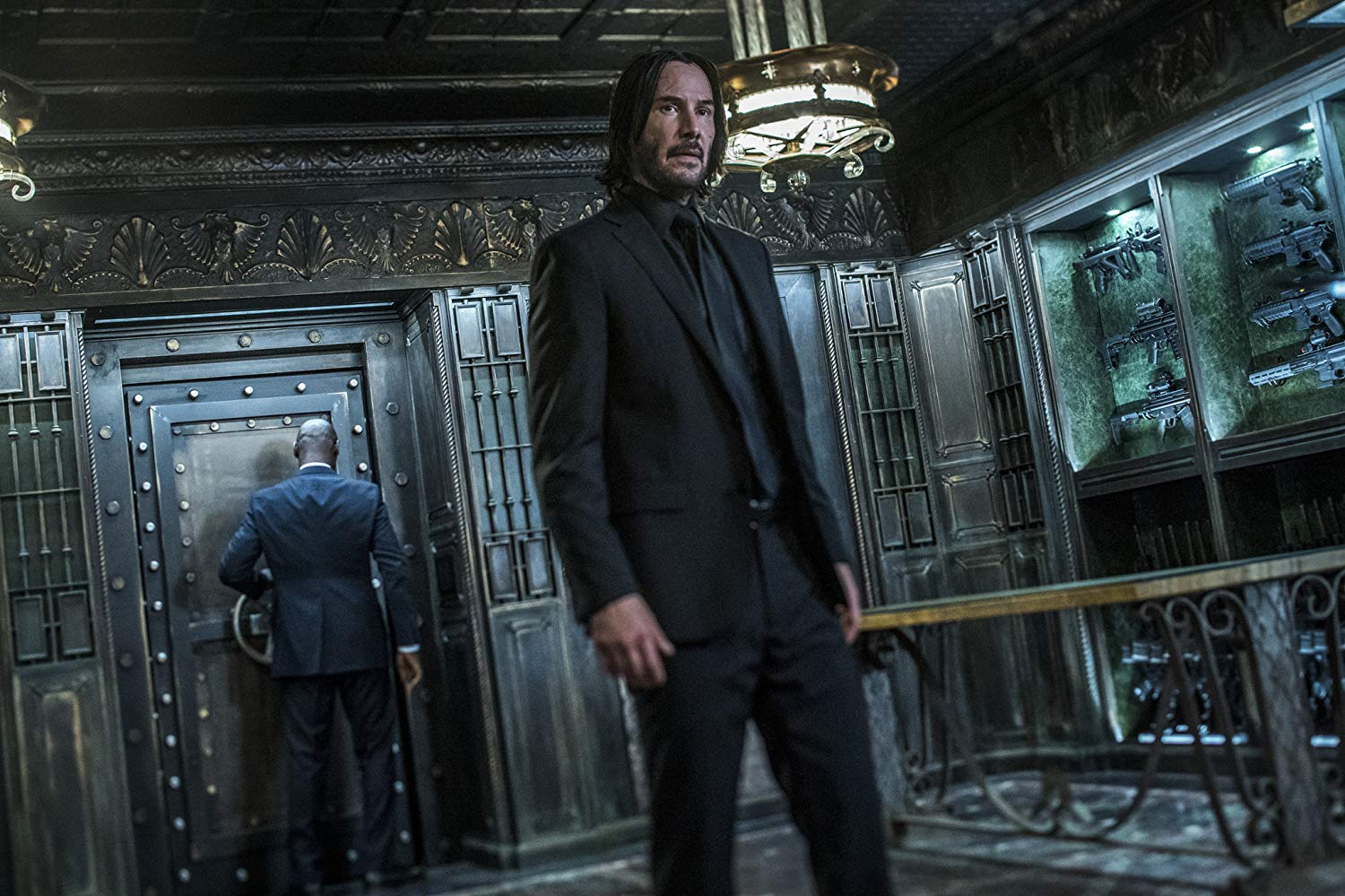 Movie Review: JOHN WICK: CHAPTER 3 – PARABELLUM (2019)