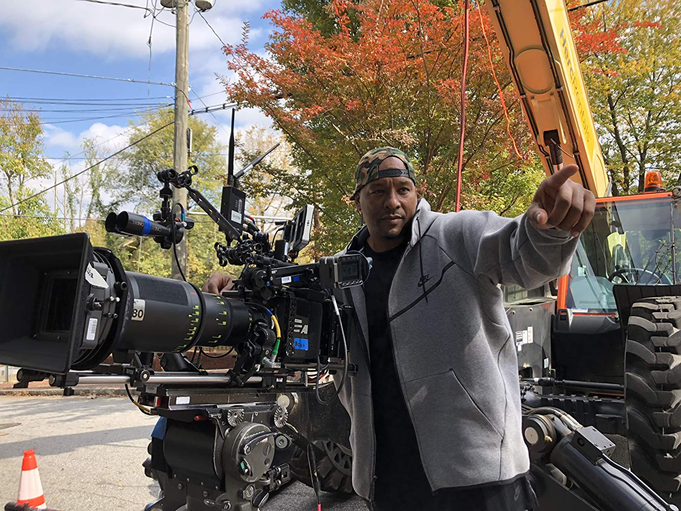 Interview: Director Deon Taylor for THE INTRUDER (2019)