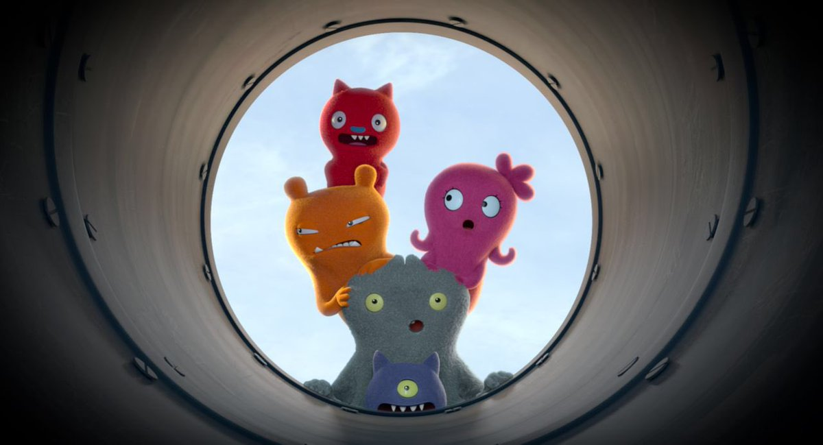Movie Review: UGLY DOLLS (2019)