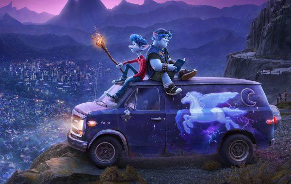 [News] Pixar Tackles Magical Creatures in ONWARD
