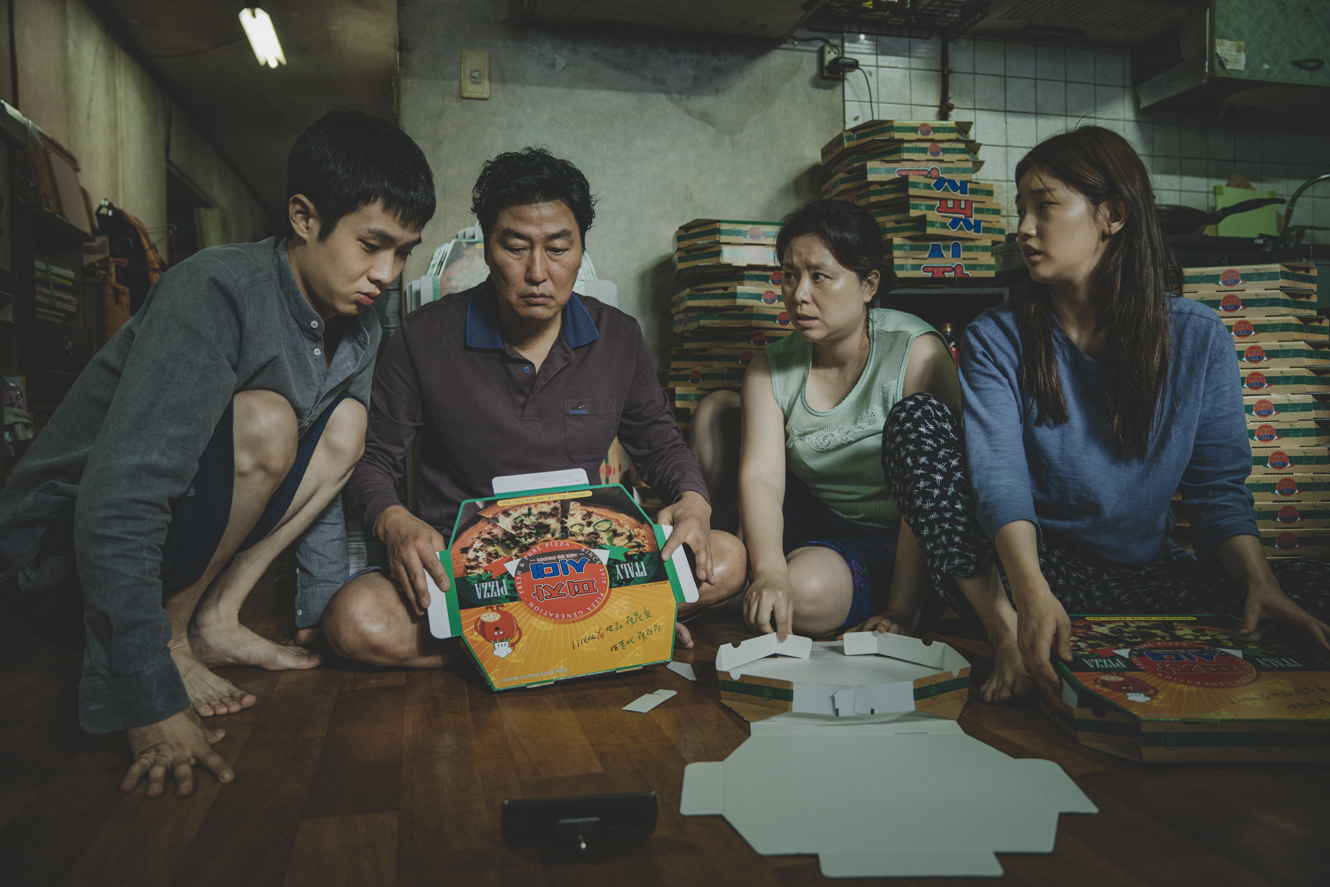 [News] Bong Joon-Ho's PARASITE Coming This October