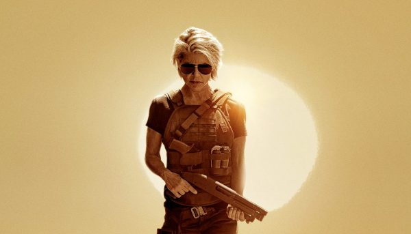 [News] Sarah Connor Looks Fierce in New TERMINATOR: DARK FATE Poster