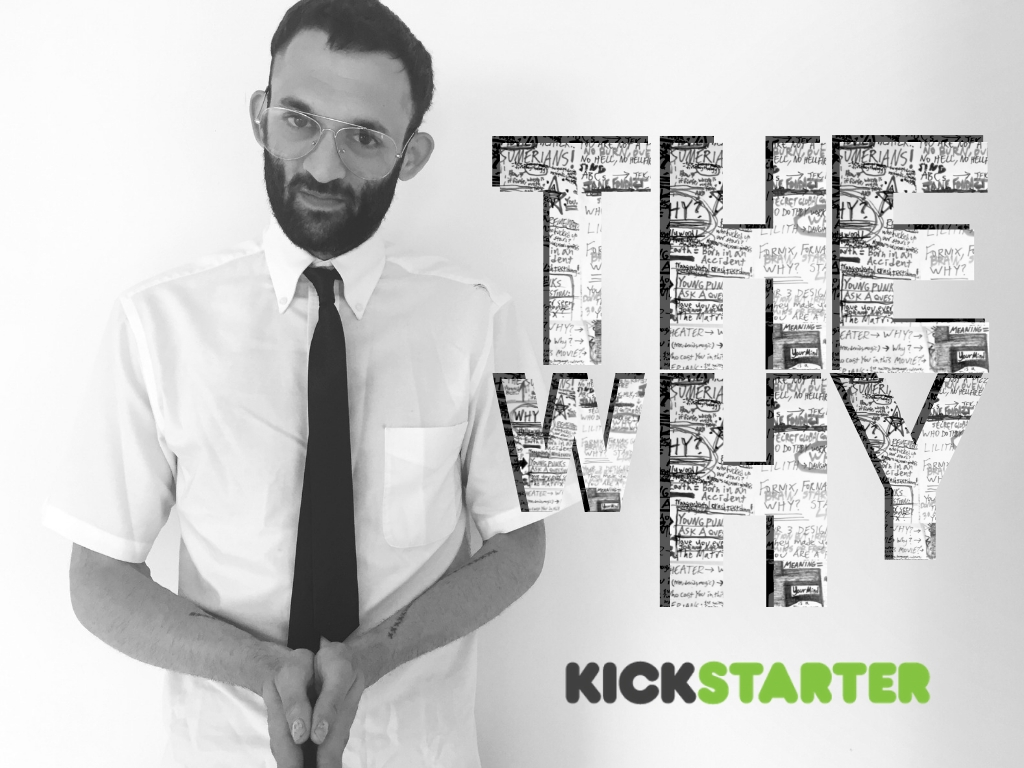 [News] THE WHY Debut Immersive Show from Dakota Loesch Launches Kickstarter