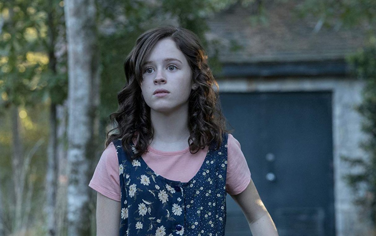 [News] Annabelle: Creation's Lulu Wilson Joins Simon Pegg in BECKY