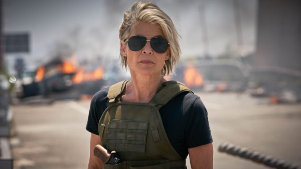 [News] Sarah Connor is Back in First TERMINATOR: DARK FATE Teaser!