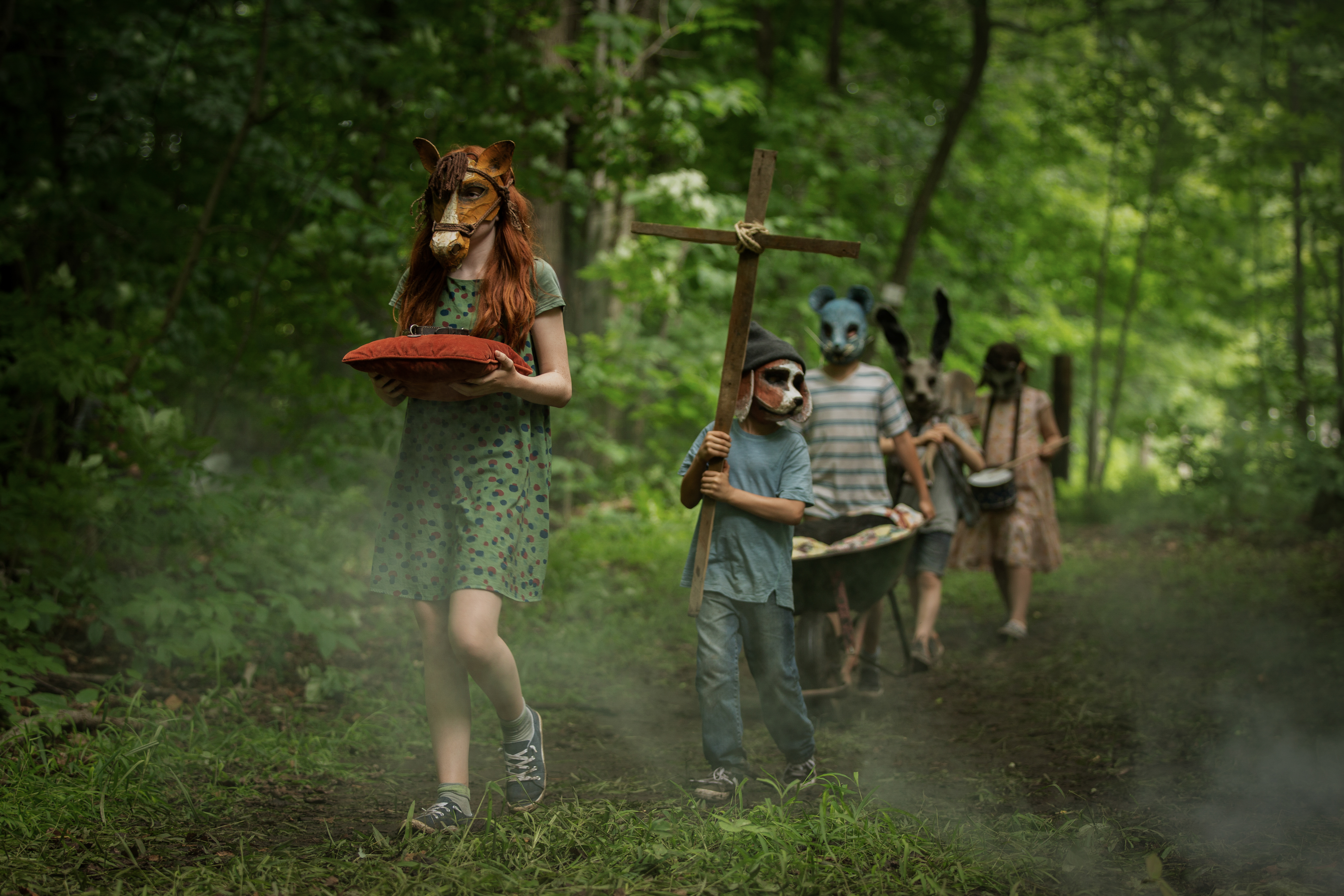 [News] PET SEMATARY Arrives on Home Video/VOD July 9th