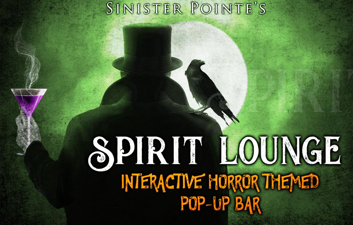[News] Sinister Pointe Announces SPIRIT LOUNGE